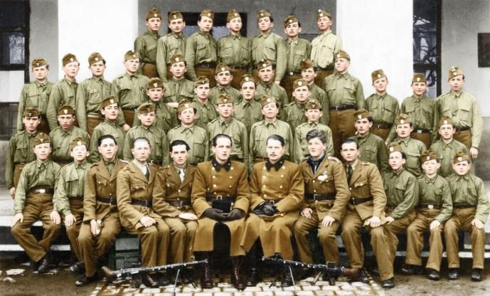 """1945: """"Árulók százada"""" – Film készül a búcsi leventék emlékére"""