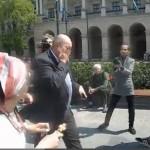 Gaudi Nagy Tamás, Jobbik, köpködő csőcselék