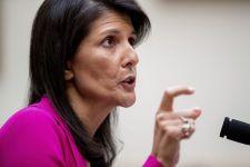 """USA ENSZ nagykövetnő kapott egyet: Oroszországnak kormánya és nem """"Putyin rezsimje"""" van"""
