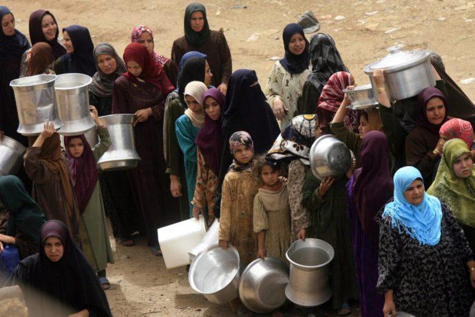Szinte már luxustermék a víz Egyiptomban