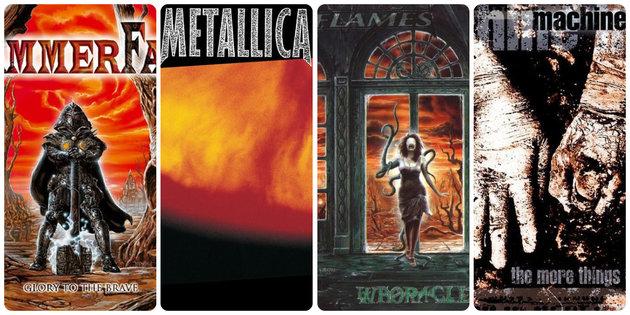Folytatódik a metáltörténelem: ma az 1997-es év legjobb rockzenei albumára lehet szavazni