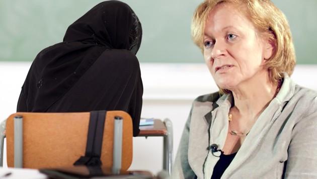 """Bécsi tanárnő: """"25 gyerekből 21-et kell integrálni"""""""