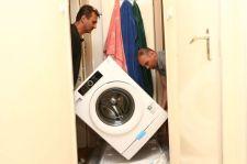 Leállt a mosógépcsere a Dunántúlon