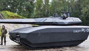 Láthatatlan tankot gyártottak a lengyelek