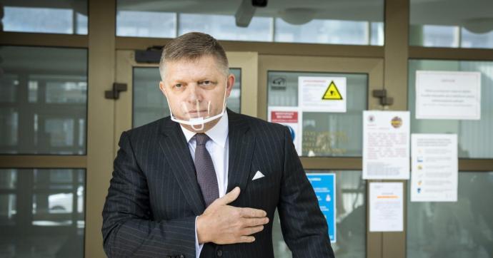 Fico szerint Matovič nincs eszénél, nem is tárgyalt az oroszokkal