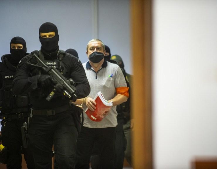 Az ügyész minimum 13 éves büntetést javasol Kováčiknak