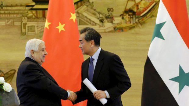 Kína felszólít mindenkit Szíria szuverenitásának tiszteletben tartására
