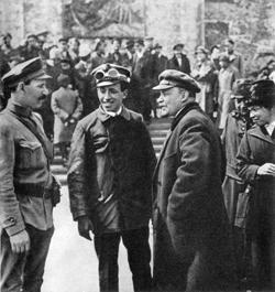 Pilhál György – Lumpennapok, 1919