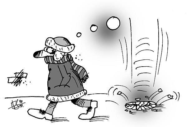 Légköri anomália: az Északi-sarknál melegebb lesz, mint Magyarországon
