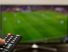 Valencia–Atlético Madrid focimeccs a tévében
