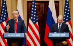 Putyin elbűvölte egy gesztusával Trumpot