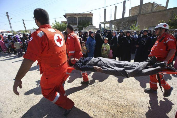 Fegyveresek agyonlőtték a Nemzetközi Vöröskereszt egyik vezetőjét