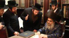 A szatmári Haszid zsidók vezetője elítéli Izrael államot (videó)