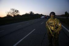 """Kijev: egy elit orosz tengerészgyalogos egységet """"semmisítettek meg"""""""