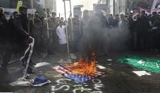 Az Egyesült Államok által támogatott szervezet áll az iráni zavargások mögött