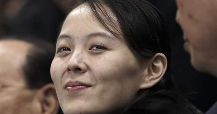 Kim Dzsong Un húga üzent Washingtonnak