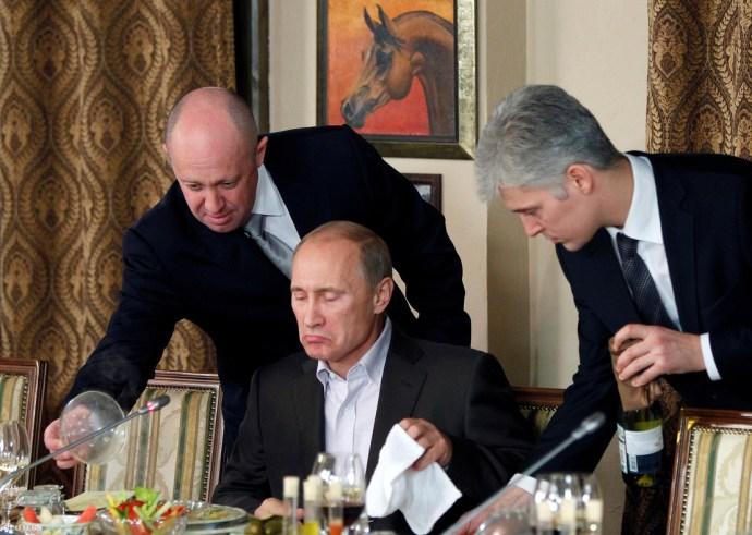 """Felkerült """"Putyin szakácsa"""" az FBI által körözött személyek listájára"""