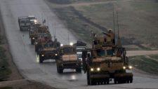 Az amerikai csapatok megakadályozták, hogy a szíriai hadsereg bevonuljon Kobaniba