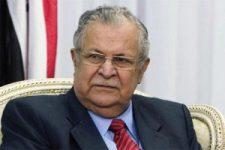 Elhunyt Irak kurd származású elnöke