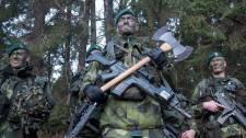 22 ezer tartalékost hívtak be Svédországban