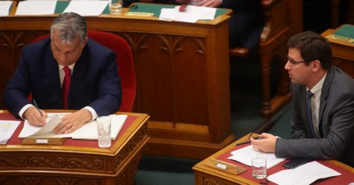 Nem lesz nyugalmas ez a tél sem – éjszaka 34 javaslatot nyújtott be a kormány és a Fidesz az Országház elé