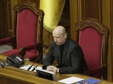 Turcsinov nem írja alá a nyelvtörvény eltörlését