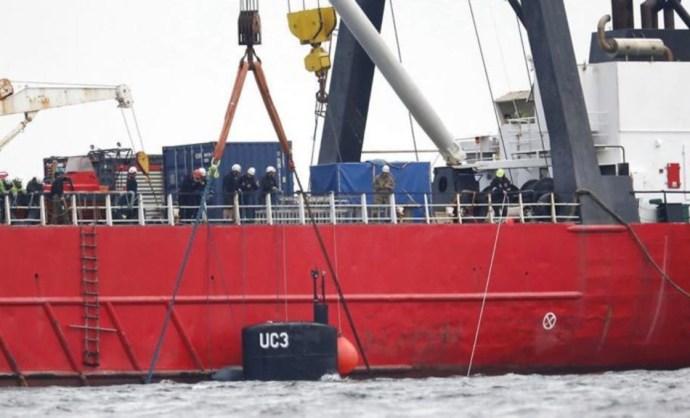 Nem találták meg az eltűnt újságíró holttestét az elsüllyedt tengeralattjáróban