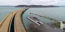 Elkezdik építeni az 1500 méteres hidat Tihany és Szántód között – környezetvédelemi szempontok?