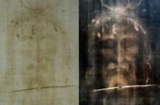 Megkínzott ember vére található a torinói leplen