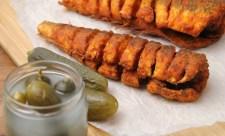 Újra itt a balatoni hal, igaz, hogy nem a Balatonból…