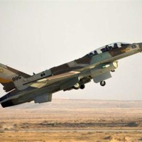 Izraeli vadászgépek támadták a palesztin lakosságot