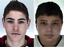 Lovat lopott Kemény Kevin és Szécsényi Ádám, várja őket a rendőrség (fotók)