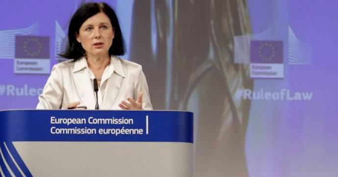 Vera Jourová továbbra is úgy véli, a magyar demokrácia beteg