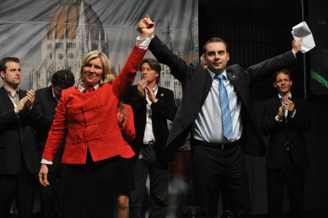 Visszahívta EP-képviselői tisztségéből Morvai Krisztinát a Jobbik elnöksége