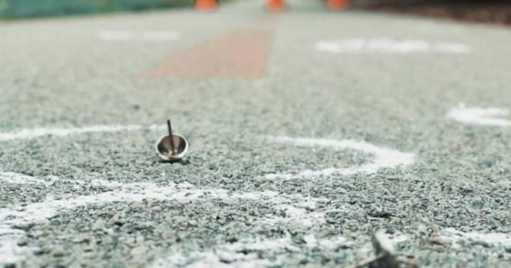 Rendőrök keresik azt, aki jókora rajzszegeket szórt szét egy bicikliúton Rákócziújfalun
