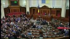 Eltörölték a kisebbségi nyelvhasználatról szóló törvényt Ukrajnában