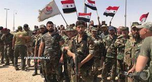 Hadi helyzet Szíriában