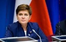 Beata Szydlo üzent a népének