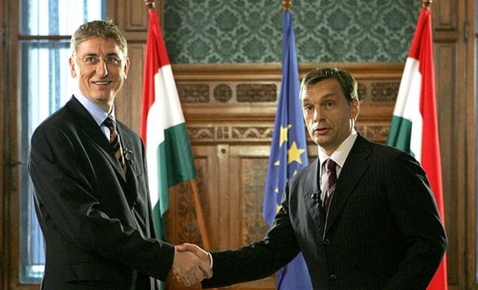 Orbán: nem Gyurcsány a hibás