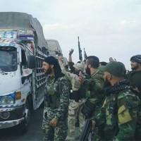 Hadi helyzet Szíria északnyugati frontjain