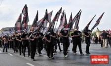 Székelyföldi terrorvád – Az elítélt székely fiatalokért tüntettek Budapesten