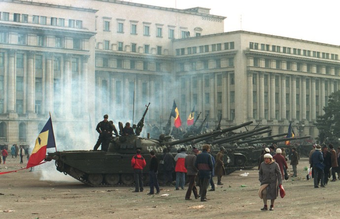 Katonai diverzió miatt halt meg sok ember az 1989-es forradalomban