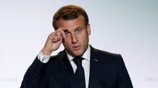 Macron figyelmeztet: A NATO agyhalott lett