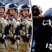 Kína is beszáll az Iszlám Állam elleni harcba