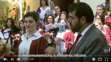 Páratlan: Jordániában keresztények csodálatos énekben magasztalják Magyarországot – magyarul