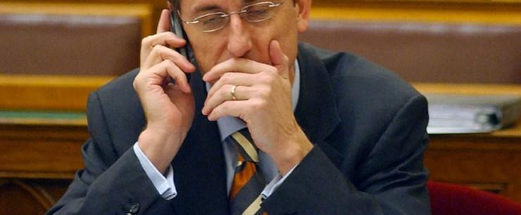 Gyurcsány magát alázta meg parlamenti beszédével