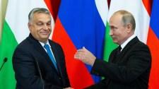 Orbán-Putyin találkozó: a Nyugat, akkor is baljóslatúnak tartja, ha csak az időjárásról beszéltek