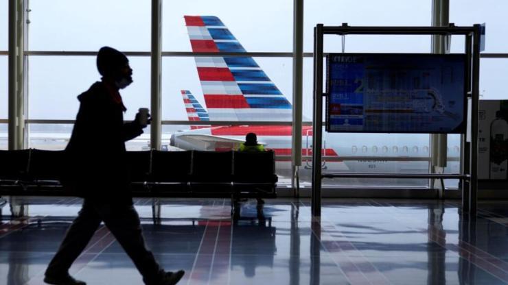 Csak a teljes oltottsággal rendelkező külföldiek léphetnek be az USA területére