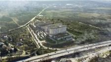 Itt vannak a legújabb látványtervek a Dél-Budai Centrumkórházról