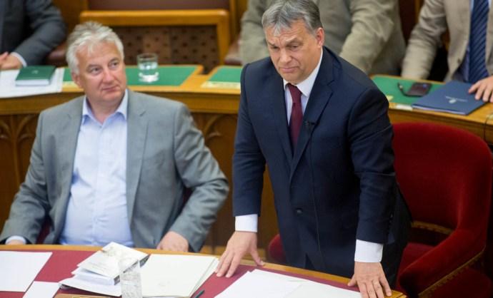 Süddeutsche Zeitung: Orbán komolyan veszi és veszélyesnek tartja a Jobbik néppártosodását